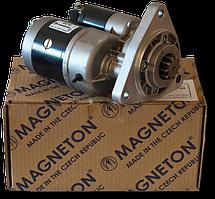Чешский производитель MAGNETON  генераторов переменного тока и стартеров.