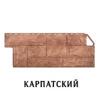 Фасадная панель АЛЬТА ПРОФИЛЬ Гранит Карпатский