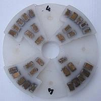 Диск алмазный, полимерный полировать гранит, мрамор, на станках с водой  160x8x29 № 0, 1, 2, 3, 4 4