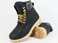 Ботинки на зиму,модные