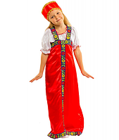 Детский карнавальный костюм Аленушки для девочки