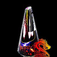 Вулкан VK-4, высота искр: до 6 м, время: 25 с, эффект: мощный поток цветных искр