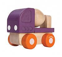 """Деревянная игрушка """"Мини-цементовоз"""", PlanToys"""