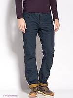 Джинсы мужские прямые темно синие Garvin jeans relaxed-fit  от Solid в размере W31/L34