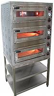Печь для пиццы ППЕ-4+4+4 Н, фото 1