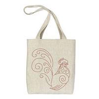 Набор для изготовления сумки с вышивкой ФМС-09