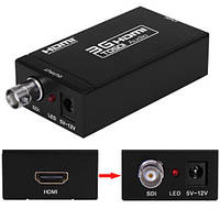 Конвертер сигналов SDI в HDMI видео аудио, SDI-HD, SDI-3G