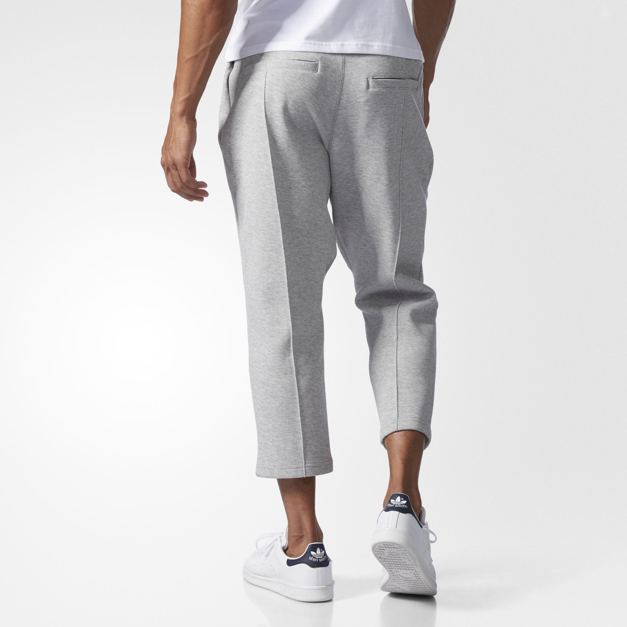 ... Мужские брюки Adidas Originals Instinct Cropped Pintuck (Артикул  BK0555),  ... f06327924c1