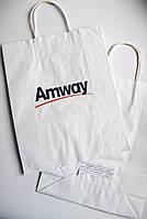 Крафт пакети з логотипом від 500 шт.