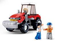 Конструктор SLUBAN M38-B0556 ФЕРМА - Трактор (103 дит.), фото 1