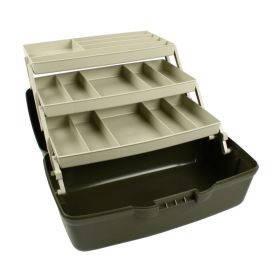 Ящик для снастей 3 полки 1703, фото 2