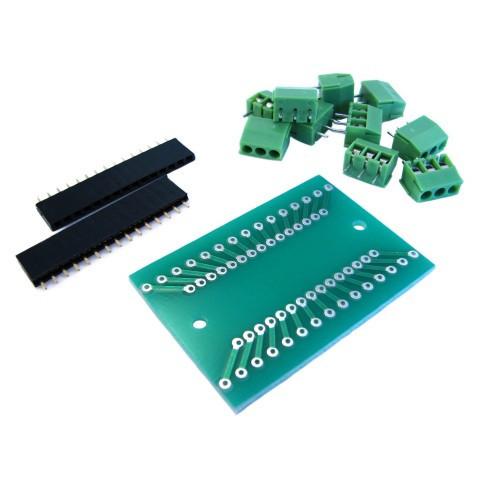 DIY терминальный адаптер для модуля Arduino Nano V3.0