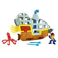 Игрушка для малышей Подводная лодка Джейк и пираты Нетландии Fisher-Price