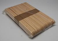 Палочка шпатель деревянный большой (50 шт) PD-00 YRE