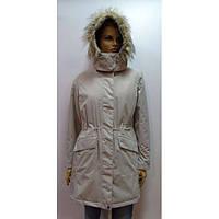 Женская зимняя термо куртка - плащ GEOX AMPHIBIOX