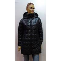 Женская зимняя термо куртка - плащ GEOX