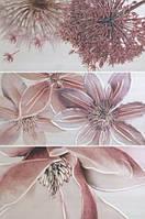 Alaplana Ceramica панно Alaplana Ceramica Melrose 25x50 crema