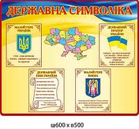 Стенд Державна символіка - 3799