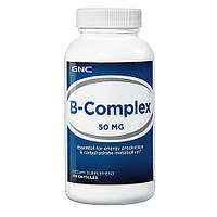 GNC B-Complex 50 (100 капс.)