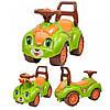 Детский автомобиль-самокат Тигренок