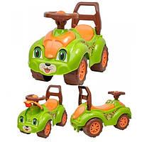 Детский автомобиль-самокат Тигренок, фото 1