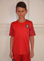Детская футбольная форма Португалии