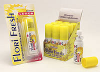 Освежитель полости рта Flori Fresh / Флори Фреш лимон 15 мл