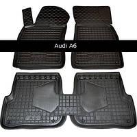 Коврики в салон Avto Gumm 11114 для Audi A6 01-04