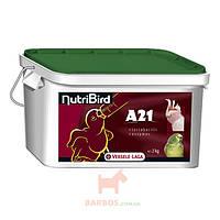 Молоко для птенцов NutriBird A21 for baby-birds (Версале-Лага) Versele-Laga (3 кг)