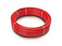 Труба для теплого пола красная D16 2.0 PE-RT/EVOH