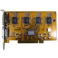 Плата 9004 R, обработка сигнала, 4 канала