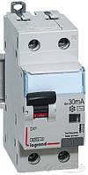 Legrand дифференциальный автомат Legrand Dx3 16 А, 230 В, 2 п., Тип C, 30 mA (411002)