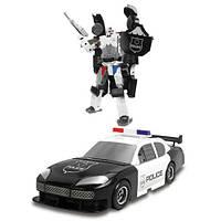 Игровая фигурка «X-bot» (80030R) робот-трансформер Полиция