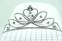Тиара для великолепных принцесс. Праздничная бижутерия оптом. 100