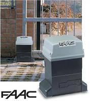 FAAC 746 ER Комплект привода для откатных ворот с весом створки до 600кг