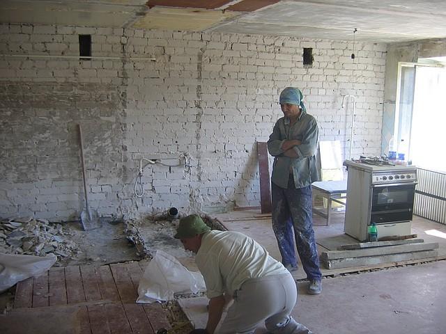 Демонтажные работы Днепропетровск
