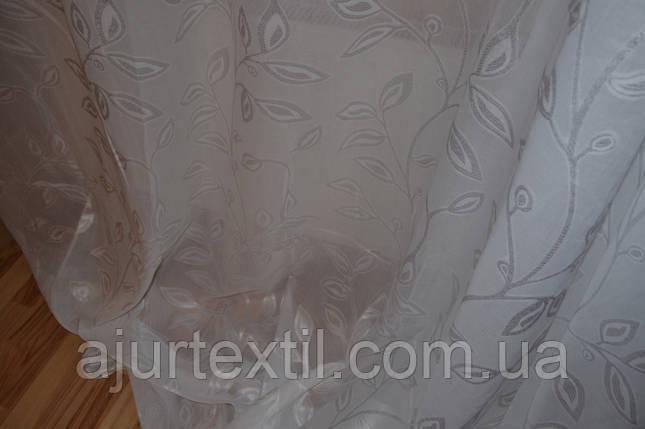 """Тюль лен с кристалоном  """"Королевская"""", фото 2"""