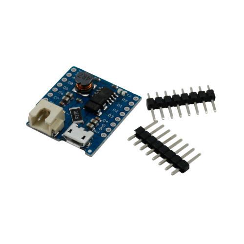 Модуль зарядки Li-ion батарей для Wemos D1 D1 mini