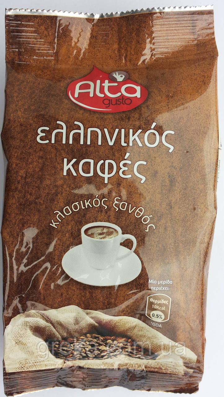 """Кофе греческий """"Alta"""" 200 g"""