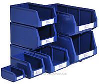 Пластиковый складской лоток Logic Store 12.414 (400х225х150)