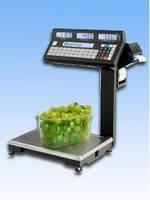 Масса-К серии ВПМ — весы электронные торговые с печатью этикеток