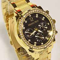 Женские кварцевые часы МК5173 gold, фото 1