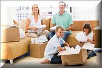Квартирный переезд - перевозка мебели, личных вещей.