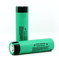Аккумулятор Panasonic NCR18650A Li-Ion 3100 mAh (без платы защиты), фото 1