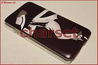 Чехол бампер на LG Optimus L70 / Duos SIm D325 пластик bp#02