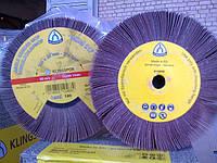 Круг шлифовальный лепестковый КШЛ Клингспор Klingspor WSM 617 для угловой шлифовальной машинки