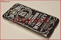 Чехол бампер на LG Optimus L70 / Duos SIm D325 пластик bp#08