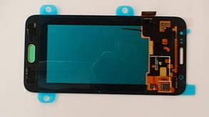 Дисплей с сенсором Samsung J500 Galaxy J5 White оригинал, GH97-17667A, фото 2