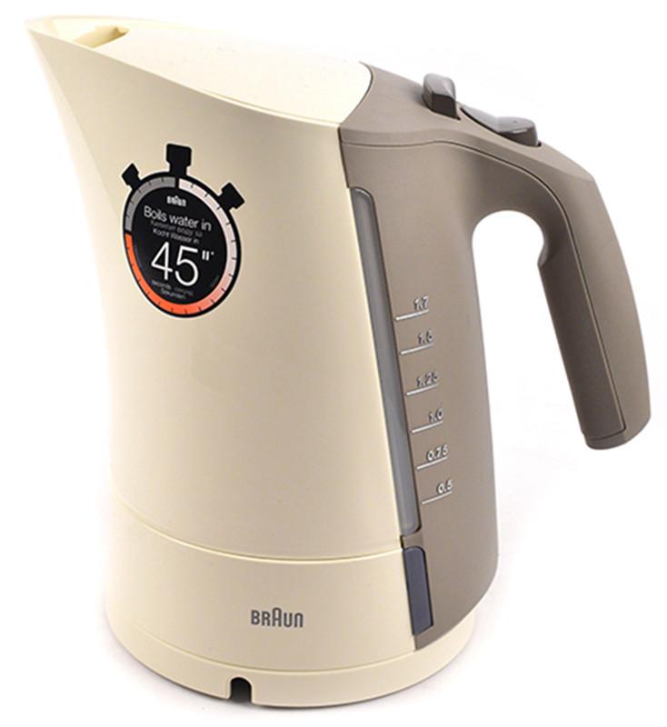 Электрочайник Braun WK 300 Cream