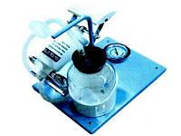 Відсмоктувач хірургічний Н004 (механічний, педальний)
